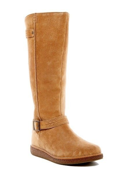 NWOB UGG Australia Gellar Water Resistant Equestrian Boot #39 CHESTNUT US 8.5 | Clothing, Shoes & Accessories, Women's Shoes, Boots | eBay!