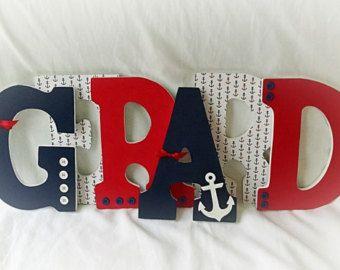 Cartas náuticas cartas de guardería náutica por JessCreativeCorner