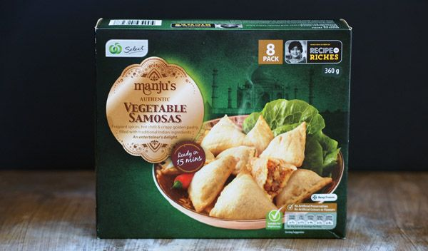 WEEK 4 - Road Test: Manju's Authentic Vegetable Samosas, Recipe to Riches