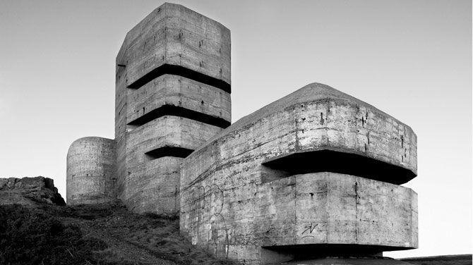Stephan Vanfleteren, Atlantic Wall