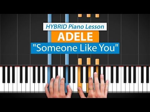 "How To Play ""Someone Like You"" by Adele 