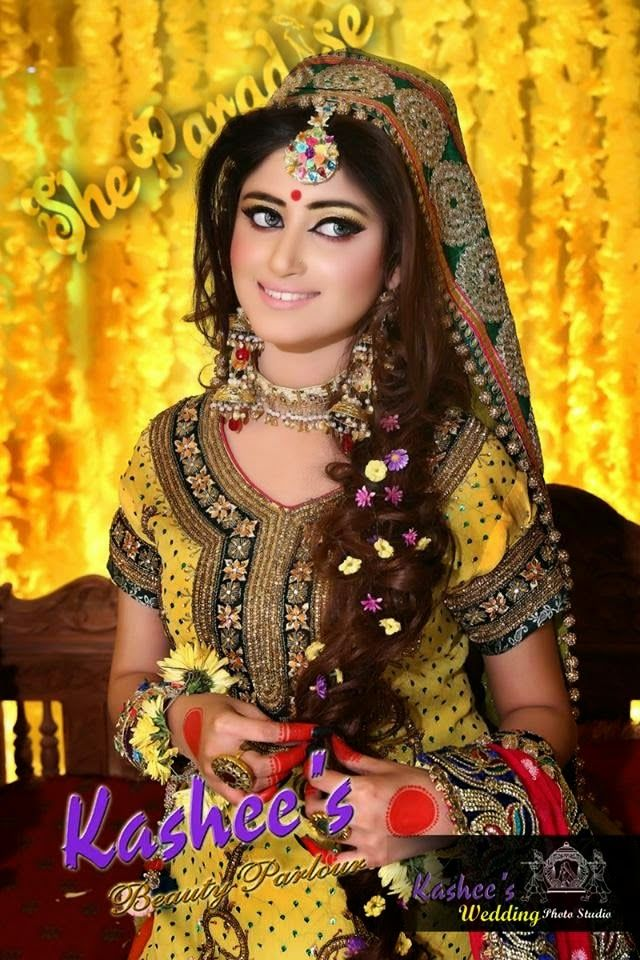 23 Best Images About Bridal Makeup By Kashee S Beauty
