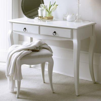 make up table for the girls pinterest. Black Bedroom Furniture Sets. Home Design Ideas