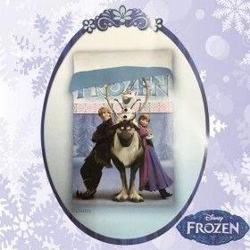Trapunta Frozen-Stampa trapunta