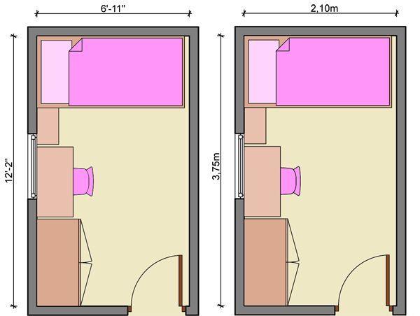 Kids Bedroom Layout Design Bedroom Narrow Bedroom Children Bedroom Kids Bedroom Free Layouts Bedroom Layout Design Child Bedroom Layout Narrow Bedroom Childrens bedroom layout ideas