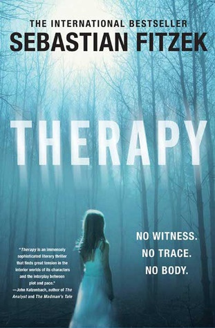 """Therapy"" by Sebastian Fitzek"