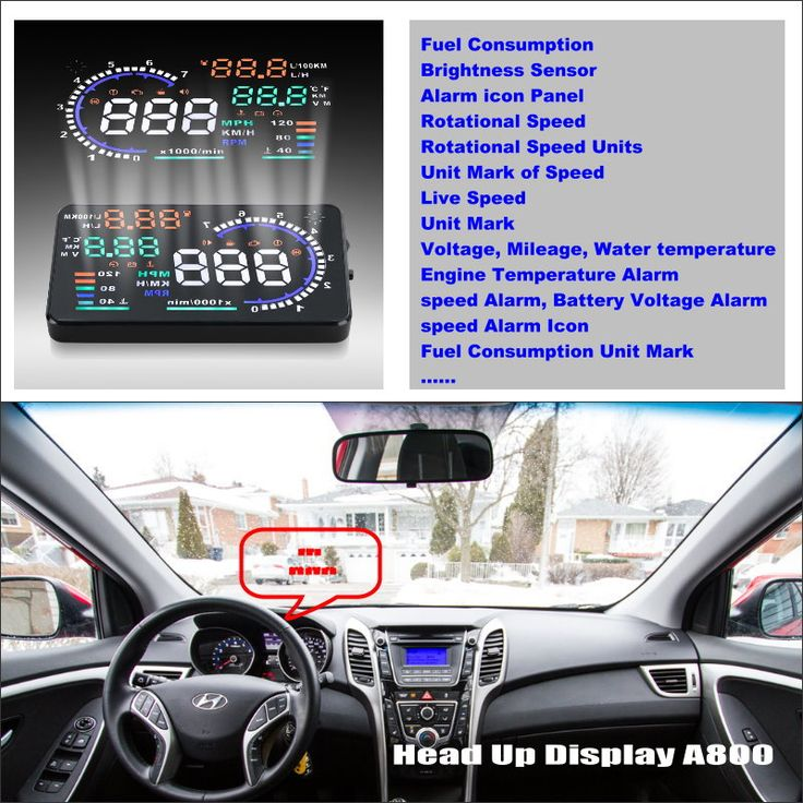 17 Best Ideas About Head Up Display On Pinterest