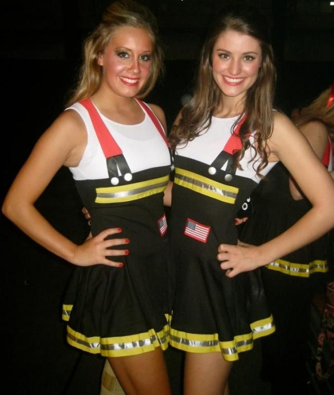 Homemade Firefighter Costume Ideas  Pole Party In 2019 -4438
