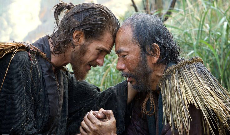 New trailer for 'Silence' starring Adam Driver, Andrew Garfield and Liam Neeson