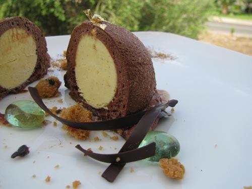 I Dolci di Pinella: Una Golosità al cioccolato, tanto per incominciare....