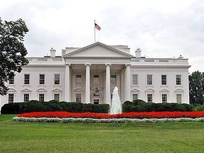 THE WHITE HOUSE: Home  Home Value: $390,341,090. Built in 1792, this magnificent 132-room mansion is the rarest of homes in the U.S. since it is not only the residence of the U.S. president and his family, but it also has two wings with offices for the president, the First Lady, top staff and aides. Designed by Irish architect James Hoban, it was built during the Federalist period (late 1780-1830), but is considered Georgian in the Palladian style with neoclassical influences.