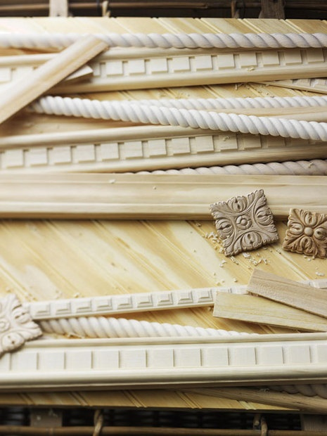 60 best Wall moldings/Millwork images on Pinterest | Woodwork ...