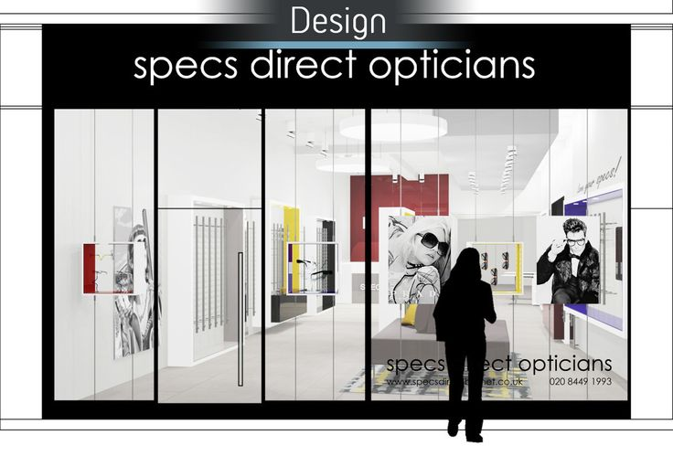 Specs Direct Opticians - Mewscraft #interiordesign #design #commercialdesign #retaildesign #shopfitting #refitting #officedesign #office #interiors #digital #renders #digitaldesign #flooring #seating #aspirational