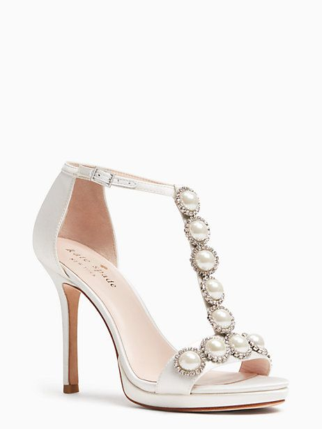 freya heels, ivory, large