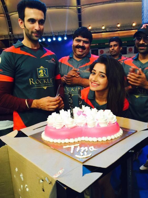 Tina Dutta's 23rd birthday celebrations and much more! (View Pics)   PINKVILLA