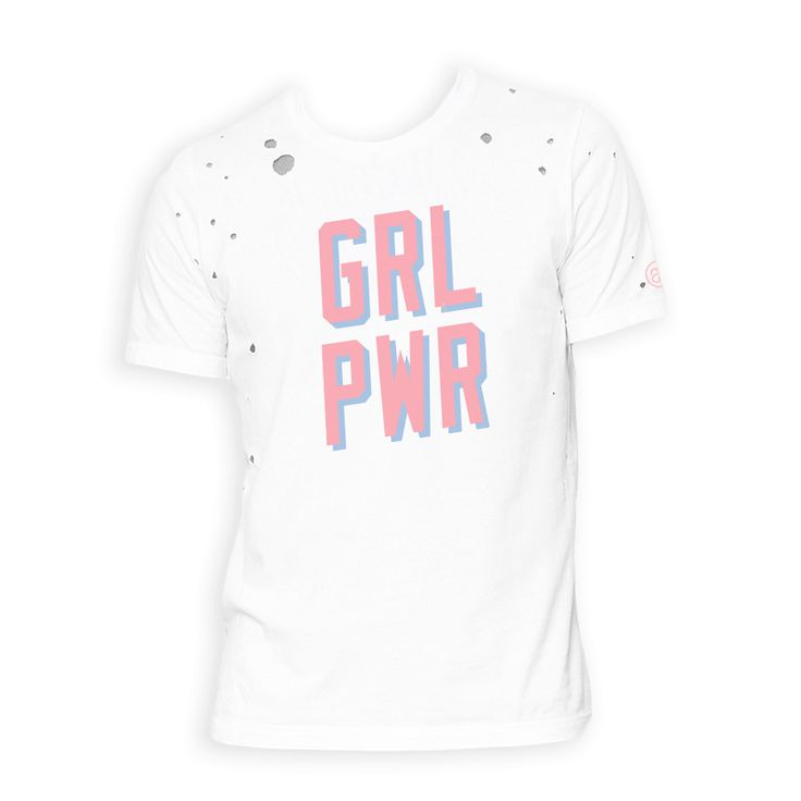 Brooklyn & Bailey GRL PWR Tee