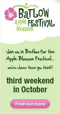 Batlow Apple Blossum Festival: Find Out More