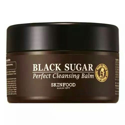 Skinfood  Black Sugar Perfect Cleansing Balm Balsamo detergente  21.90 x 100 ml