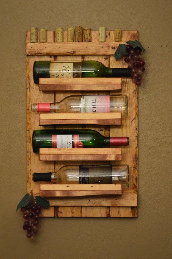 Pin By Brandi O Gorman On Craft Ideas Amp Diy Rustic Wine