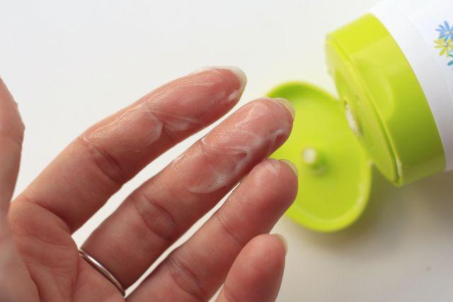Babakozmetikumok veszélyes anyagok nélkül