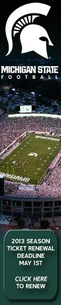 Michigan State- Football Renewals (Powered by Paciolan)