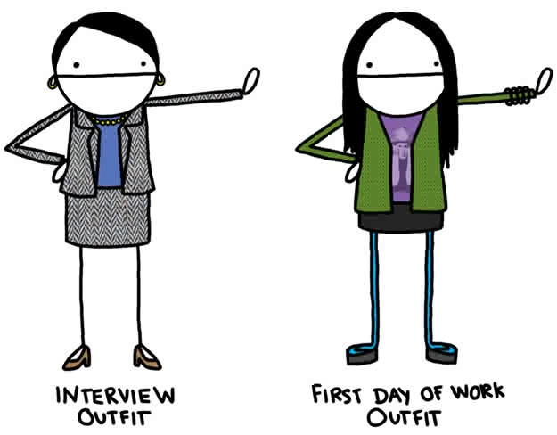 work outfits: Funny Things, Stuff, Pin, Random, Natalie Dee, So True, Funnies, Interview Outfit