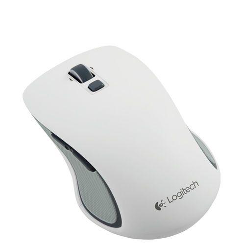 Logitech Wireless Mouse M560 Optical White For PC Mac #Logitech