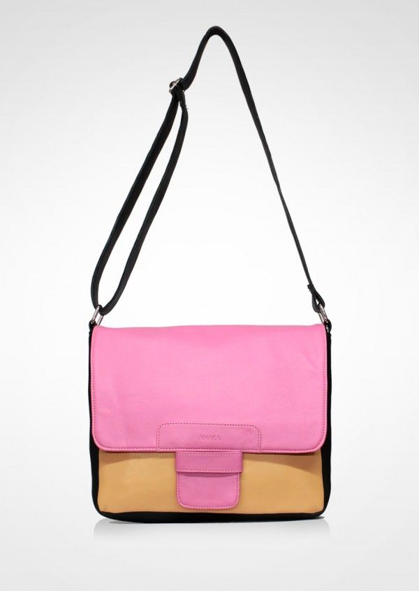 Sheila Pink #pinkbags #slingbags #anakabags #anaka #indonesianbrand