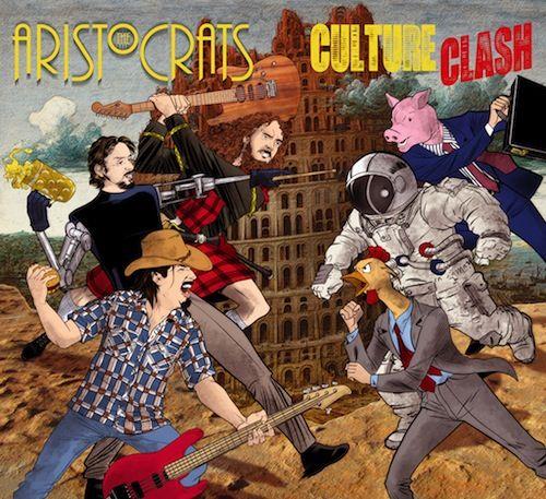 LCG #204 - Interview en anglais de Guthrie Govan (The Aristocrats)  J'avais déjà eu le grand plaisir d'interviewer Guthrie Govan dans l'épisode #143, je l'avais même croisé lors de la balance des Aristocrats à la Scène Bastille. Cette fois c'est pour parler du deuxième album de ce trio infernal que je l'ai eu au bout du Skype.  Ce trio de super musiciens est vraiment étonnant.  Vous en pensez quoi vous ?