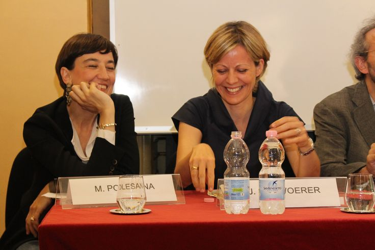 Julia Schwoerer (Vice President Marketing Mulino Bianco & Pan di Stelle) e Maria Angela Polesana (Sociologa, Università IULM)