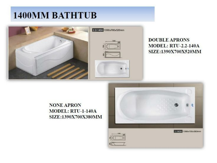 Best 20+ Bathtub dimensions ideas on Pinterestno signup ...