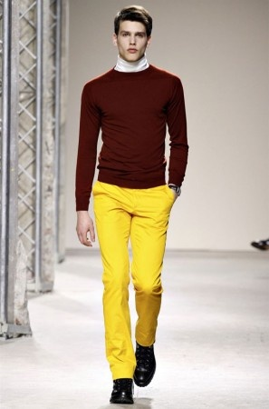 Hermes http://www.menchic.it/moda-uomo/hermes-sfila-alla-paris-fashion-week-per-presentare-la-collezione-fw-2013-18839.html