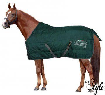 HORSES extra meleg istállótakaró Heavy Green 500 g