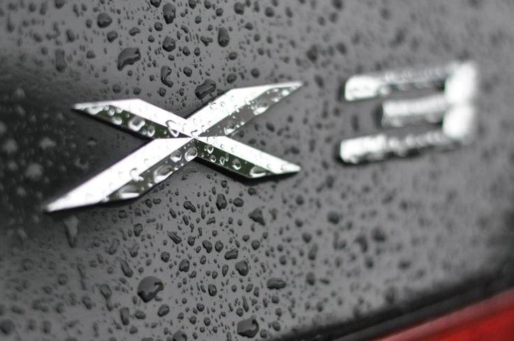 Photography... BMW X3