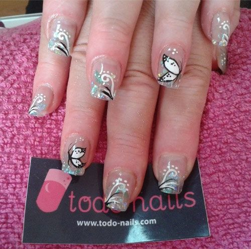 128 best images about Uñas decoradas por todo-nails on ...