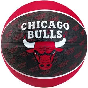 images of the chicago bulls basketball team   Spalding Chicago Bulls Team Basketball