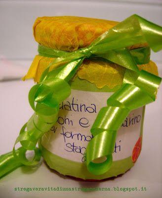 Stregavera, nella cucina di una strega moderna: Gelatina di limoni e rosmarino per formaggi stagionati:regalo fai da te per Natale.