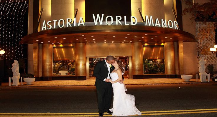 Astoria World Manor is great and affordable receptions.