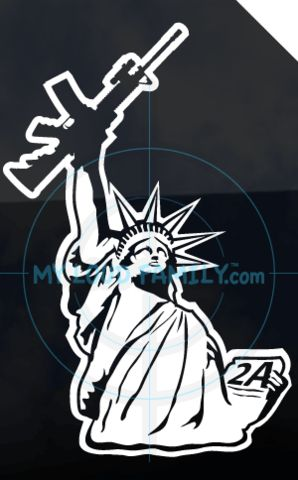 2nd Amendment Decals