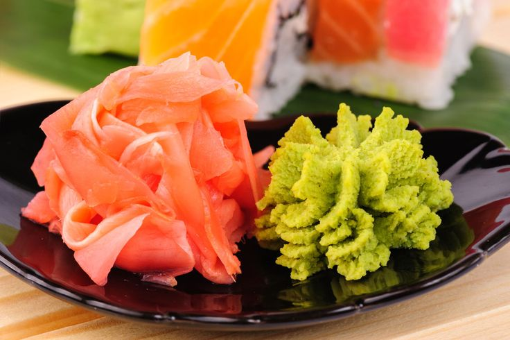 ginger and wasabi on a sushi plate Arthritis: You either have it or will have it. Meanwhile, help the people who do have it.