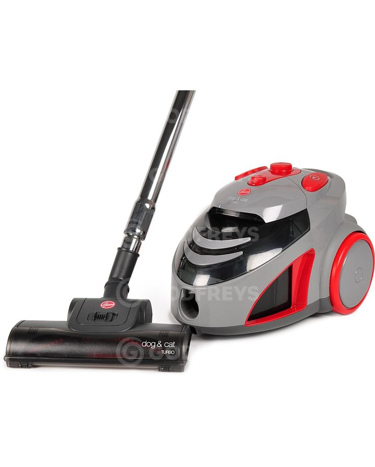 Hoover Dog N Cat Turbo Bagless Vacuum Cleaner