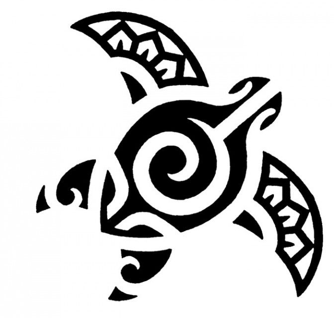 maori art | Light blue 100 polyester fabric printed with Hawaiian designs makes up ...