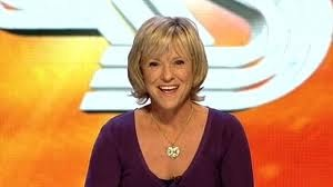 i love this woman on everything! athletics, tennis, a question of sport. sue barker! <3