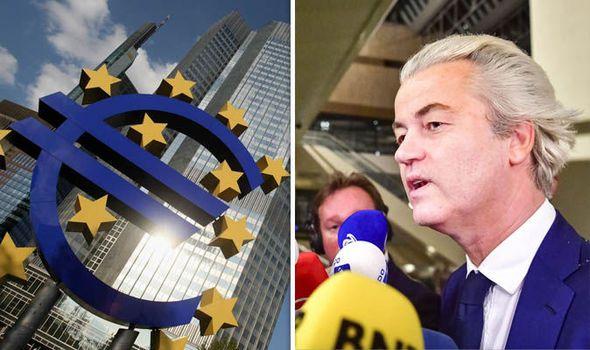 Dutch election: Defeat for Geert Wilders boosts euro exchange rates