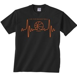 If your heart is all in the game then this shirt is for you! Come check out our new Spring line for basketball.