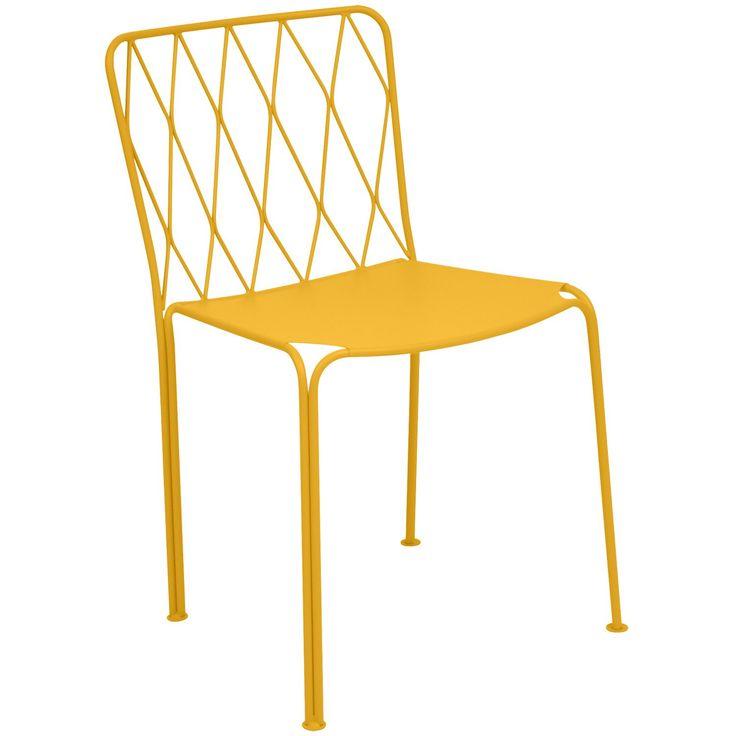Kintbury stol, honey i gruppen Rom / Utendørs / Utendørsmøbler hos ROOM21.no (132688)