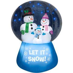 Walmart Inflatable Christmas Yard Decor