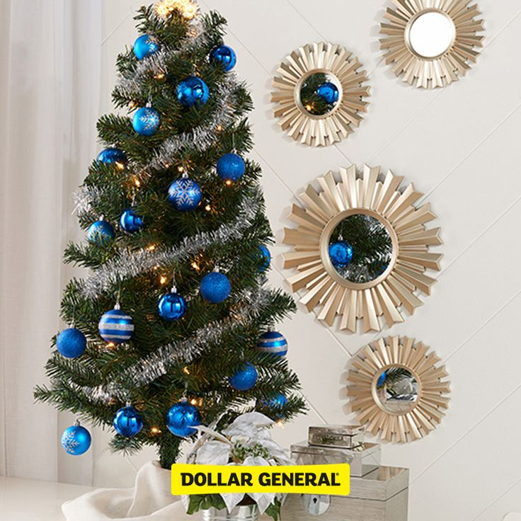 70 best Home for the Holidays images on Pinterest Dollar general - dollar general christmas decorations
