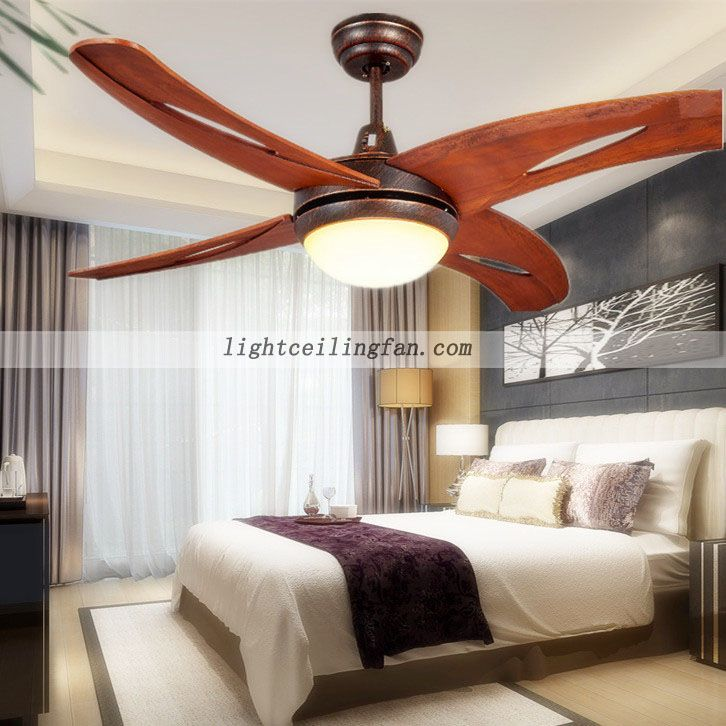 42inch Living Room Decorative Wooden Ceiling Fan Light Part 90