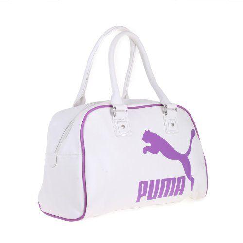 Puma Women's Heritage Handbag Purse Bag (White/Purple) PUMA,http://www.amazon.com/dp/B00HVP27XK/ref=cm_sw_r_pi_dp_Mshgtb01KPQ4F61K